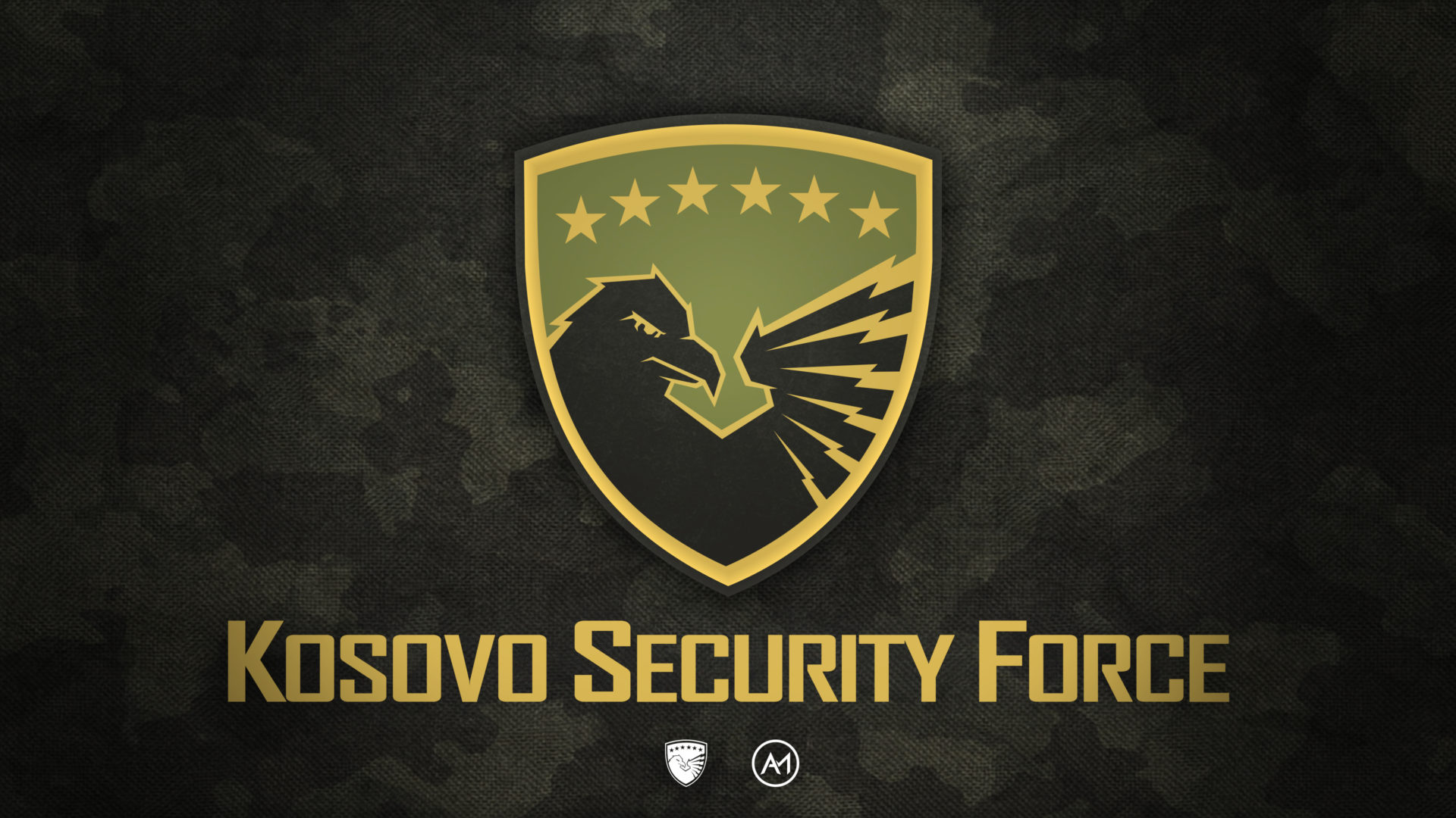 KOSOVO SECURITY FORCE WALLPAPER